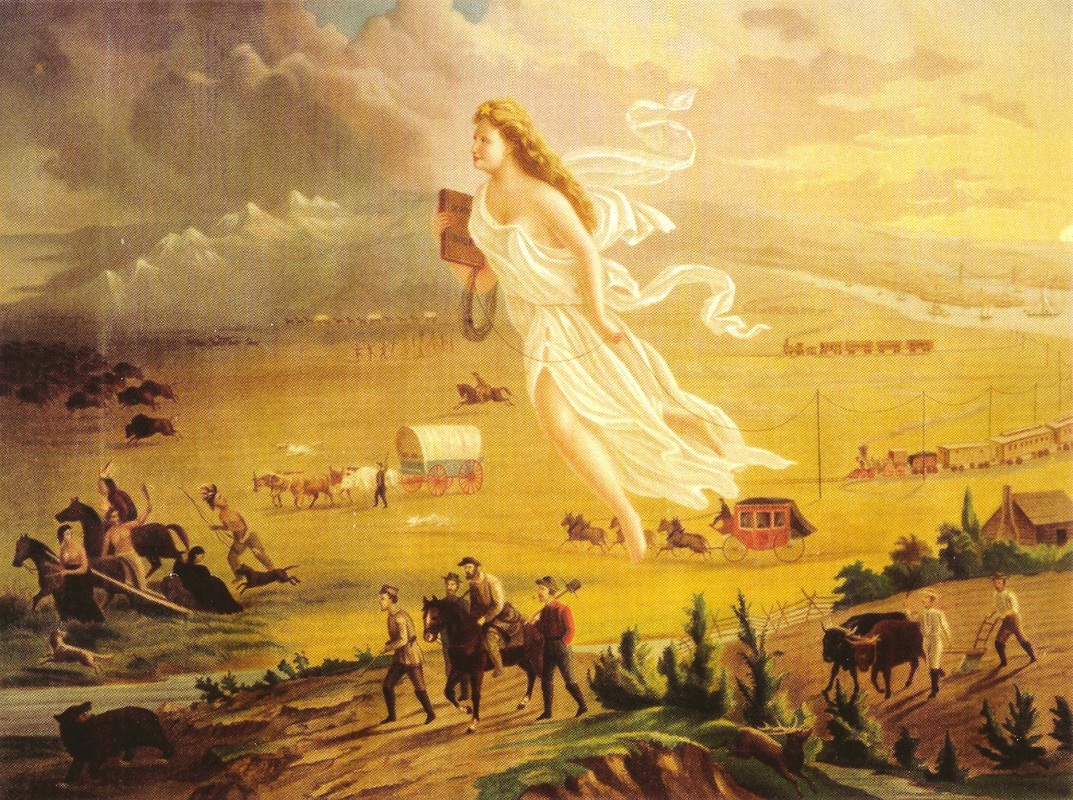 manifest destiny and the growing nation mr jones flipped classroom picture